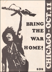 Bring the War Home!