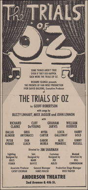 The Trials of OZ