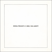 Serial Project #1, 1966