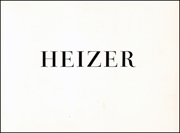 Michael Heizer : Recent Paintings