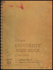 Notebook IV
