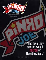 Manuscript for Pinko Joe : A New Kind of Graphic Novel