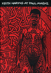 Keith Haring at Paul Maenz