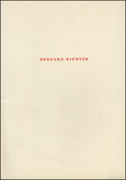 Gerhard Richter : An Empty Space