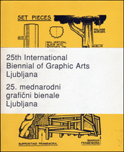 25th International Biennial of Graphic Arts, Ljubljana / 25. mednarodni graficni bienale Ljubljana