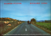 Hamish Fulton / Richard Long : On the Road - A 21 Day 622 Mile Road Walking Journey from the North Coast to the South Coast of Spain Ribadesella to Malaga Winter 1990