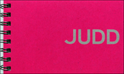 Judd : Donald Judd Art, Works and Furniture