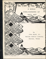 A World Bibliography of Mail Art