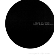 A Sound Selection : Audio Works by Artists