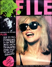 FILE Megazine : Punk 'Til You Puke! Issue