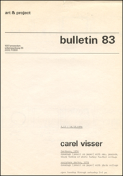Bulletin 83 : Feathers, 1974 / Sculpture Photos, 1974