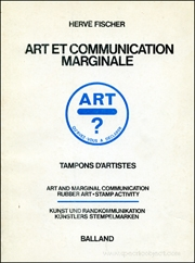 Art et Communication Marginale : Art and Marginal Communication, Rubber Art, Stamp Activity