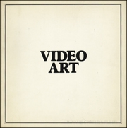 Video Art : An Anthology