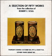 A Selection of Fifty Works from the Collection of Robert C. Scull