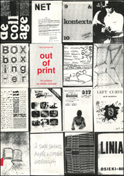 Out of Print : An Archive of Artistic Concept