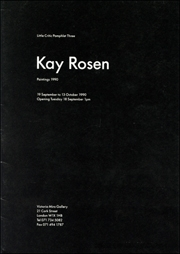 Little Critic Pamphlet Three / Kay Rosen : Paintings 1990