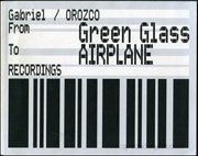 From Green Glass to Airplane