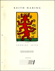 Keith Haring : 'Growing Suite'