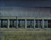 Donald Judd : North Gunshed, Permanent Installation