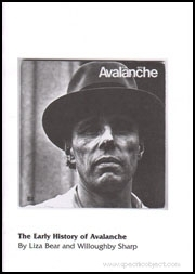 The Early History of Avalanche : 1968 - 1972