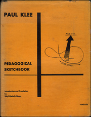 Paul Klee : Pedagogical Sketchbook