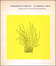 Concrete Poetry : A World View