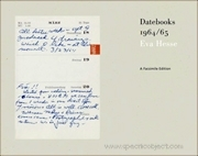 Eva Hesse : Datebooks, 1964 / 65 : A Facsimile Edition