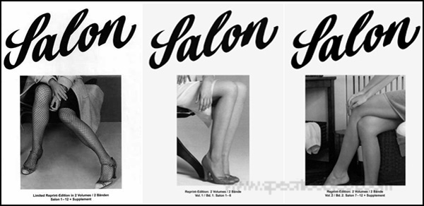Salon : Limited Reprint - Edition / Salon 1 - 12 + Supplement