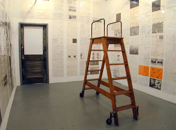image from Art & Project Bulletins : 1968 - 1989